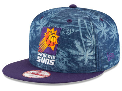 Phoenix Suns New Era NBA HWC D-TROP 9FIFTY Snapback Cap