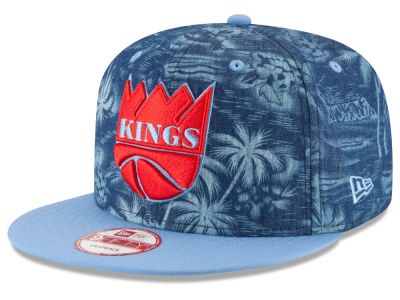 Sacramento Kings New Era NBA HWC D-TROP 9FIFTY Snapback Cap