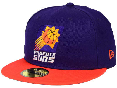 Phoenix Suns New Era NBA HWC Anniversary Patch 59FIFTY Cap
