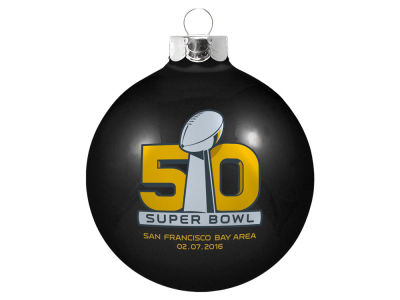Super Bowl 50 Super Bowl 50 Small Holiday Ornament