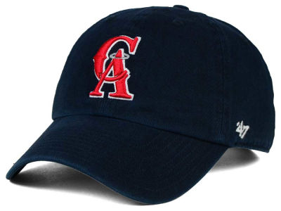 Los Angeles Angels '47 MLB Cooperstown 47' CLEAN UP Cap