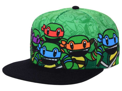 Teenage Mutant Ninja Turtles XL Turtle Snapback Cap