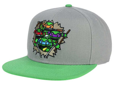 Teenage Mutant Ninja Turtles Bursting Turtles Snapback Hat