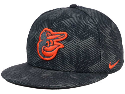 Baltimore Orioles Nike MLB Anthracite Snapback Cap