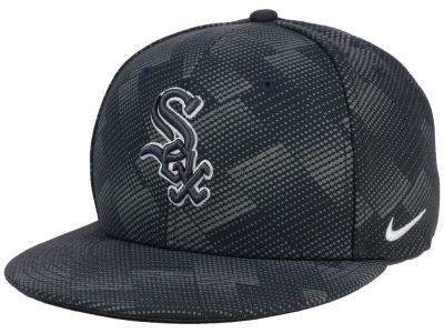 Chicago White Sox Nike MLB Anthracite Snapback Cap