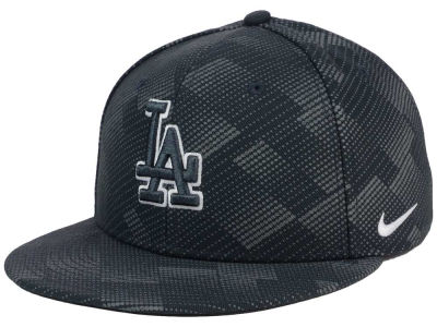 Los Angeles Dodgers Nike MLB Anthracite Snapback Cap