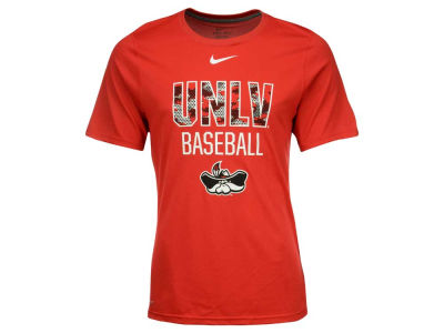 UNLV Runnin Rebels NCAA Men's Team Issue Baseball Legend T-Shirt