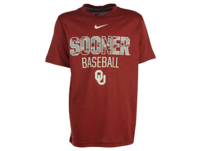 Oklahoma Sooners NCAA Youth Team Issue Baseball Legend T-Shirt