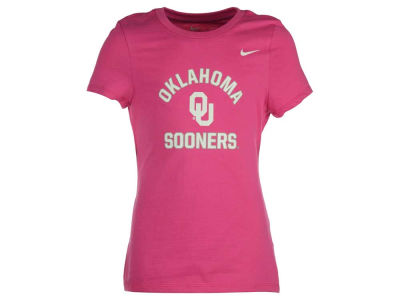 Oklahoma Sooners NCAA Youth Girls Arch Logo T-Shirt