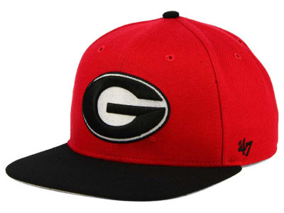 Georgia Bulldogs '47 NCAA Sure Shot 2 Tone '47 CAPTAIN Cap