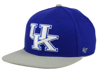 Kentucky Wildcats '47 NCAA Sure Shot 2 Tone '47 CAPTAIN Cap