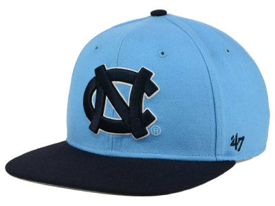 North Carolina Tar Heels '47 NCAA Sure Shot 2 Tone '47 CAPTAIN Cap