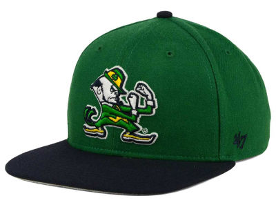 Notre Dame Fighting Irish '47 NCAA Sure Shot 2 Tone '47 CAPTAIN Cap