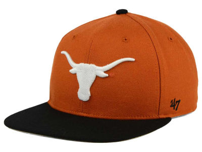 Texas Longhorns '47 NCAA Sure Shot 2 Tone '47 CAPTAIN Cap