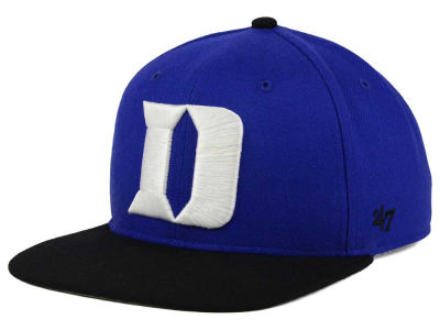 Duke Blue Devils '47 NCAA Sure Shot 2 Tone '47 CAPTAIN Cap