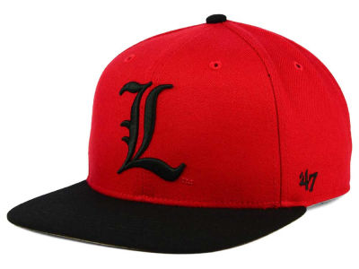 Louisville Cardinals '47 NCAA Sure Shot 2 Tone '47 CAPTAIN Cap