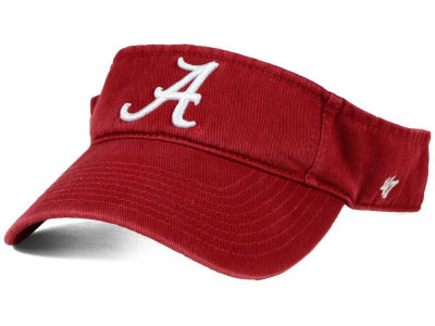 Alabama Crimson Tide '47 NCAA '47 CLEAN UP Visor