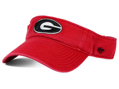 Georgia Bulldogs '47 NCAA '47 CLEAN UP Visor