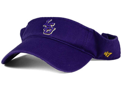 LSU Tigers '47 NCAA '47 CLEAN UP Visor