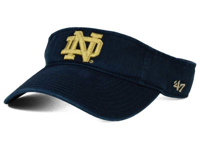 Notre Dame Fighting Irish '47 NCAA '47 CLEAN UP Visor