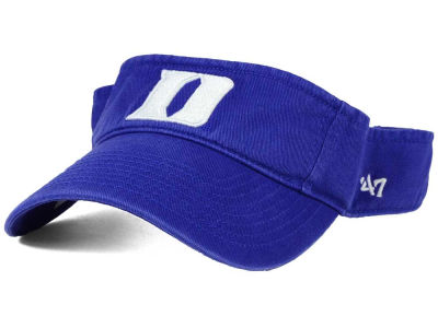 Duke Blue Devils '47 NCAA '47 CLEAN UP Visor