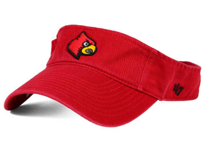 Louisville Cardinals '47 NCAA '47 CLEAN UP Visor