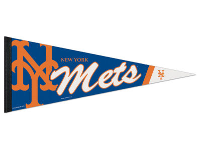 New York Mets 12x30in Pennant