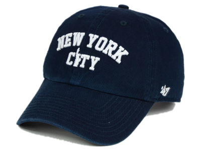 New York City State '47 CLEAN UP Cap