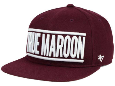 Mississippi State Bulldogs '47 NCAA '47 On Track Snapback Cap