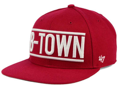 Indiana Hoosiers '47 NCAA '47 On Track Snapback Cap