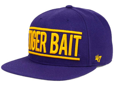LSU Tigers '47 NCAA '47 On Track Snapback Cap