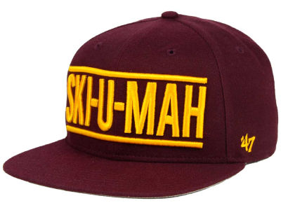 Minnesota Golden Gophers '47 NCAA '47 On Track Snapback Cap