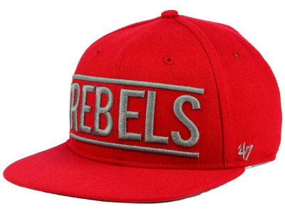 UNLV Runnin Rebels '47 NCAA '47 On Track Snapback Cap