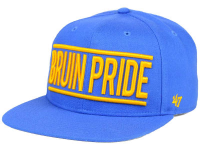 UCLA Bruins '47 NCAA '47 On Track Snapback Cap