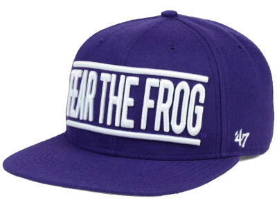 Texas Christian Horned Frogs '47 NCAA '47 On Track Snapback Cap