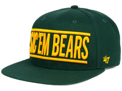 Baylor Bears '47 NCAA '47 On Track Snapback Cap