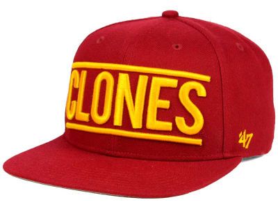 Iowa State Cyclones '47 NCAA '47 On Track Snapback Cap