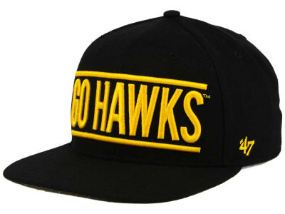 Iowa Hawkeyes '47 NCAA '47 On Track Snapback Cap