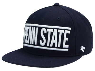 Penn State Nittany Lions '47 NCAA '47 On Track Snapback Cap