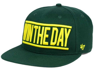 Oregon Ducks '47 NCAA '47 On Track Snapback Cap