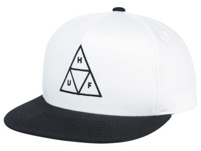 Huf Triple Triangle Snapback Hat