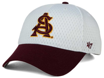 Arizona State Sun Devils '47 NCAA White Breeze '47 MVP Cap