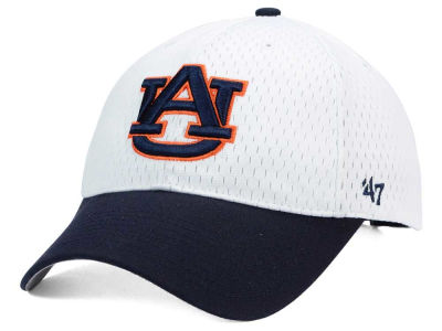 Auburn Tigers '47 NCAA White Breeze '47 MVP Cap
