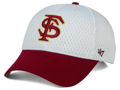 Florida State Seminoles '47 NCAA White Breeze '47 MVP Cap