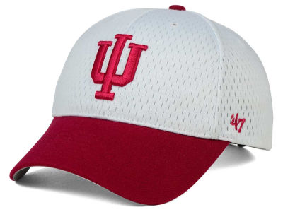 Indiana Hoosiers '47 NCAA White Breeze '47 MVP Cap
