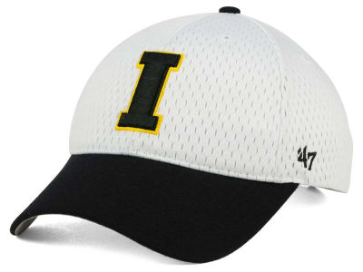 Iowa Hawkeyes '47 NCAA White Breeze '47 MVP Cap
