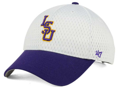 LSU Tigers '47 NCAA White Breeze '47 MVP Cap