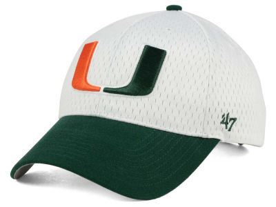 Miami Hurricanes '47 NCAA White Breeze '47 MVP Cap