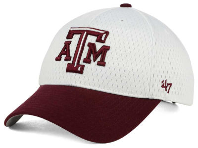 Texas A&M Aggies '47 NCAA White Breeze '47 MVP Cap