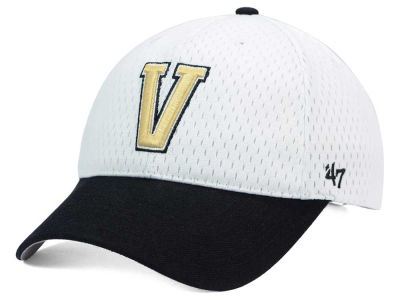 Vanderbilt Commodores '47 NCAA White Breeze '47 MVP Cap
